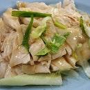 Hainanese Chicken  from Ah Tai Hainanese Chicken Rice.