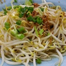 Bean Sprouts from Ah Tai Hainanese Chicken Rice.
