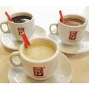 Teh C, Kopi O and Horlick #sgig #igsg #sgfood, #instasg #food #foodpics #foodporn #instafood #foodies #foodgasm #foodstagram #burpple  #tripadvisor #foodblogger #sgfoodie #sgfooddiary #openrice #hungrygowhere #igfood #sgfoodies #eatoutsg @eatdreamlove #eatdreamlove #setheats #8dayseat http://www.eatdreamlove.com @sgfoodie #yakun #tehc #kopio #horlicks #yummychangi