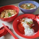 Throwback to my favourite Yong Tau Foo from Tiong Bahru.
