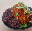 Yum yum delicious Chendol S$2 from Whampoa Drive Market.