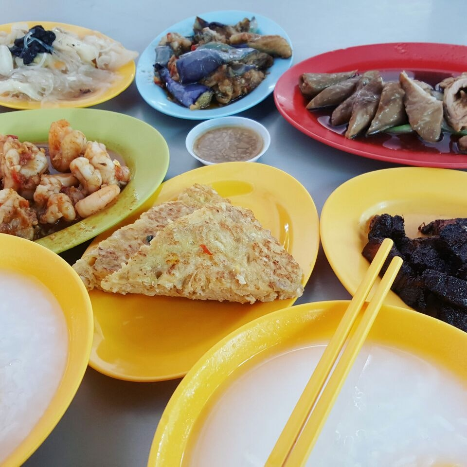 By Far The Most Authentic Teochew Porridge