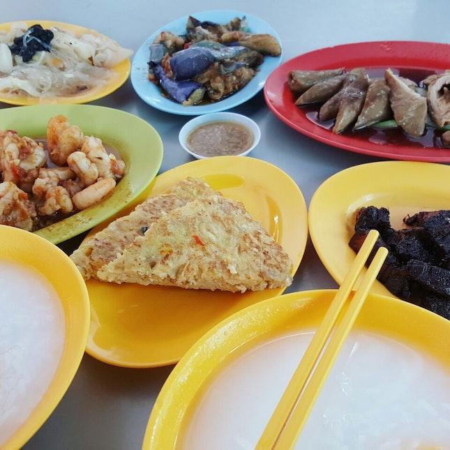 By Far The Most Authentic Teochew Porridge