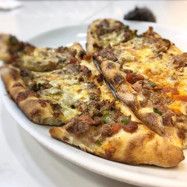 Really good pide!