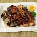 Roast Duck And Char Siew