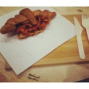 Kimchi croissant - A refreshing and light snack for the day!