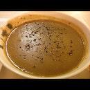 Soup Of The Month Prawn Bitsque... I Still Prefer Last Month's Nabe Pot