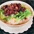 Gula Melaka Chendol with Red Beans ($1.80 nett)