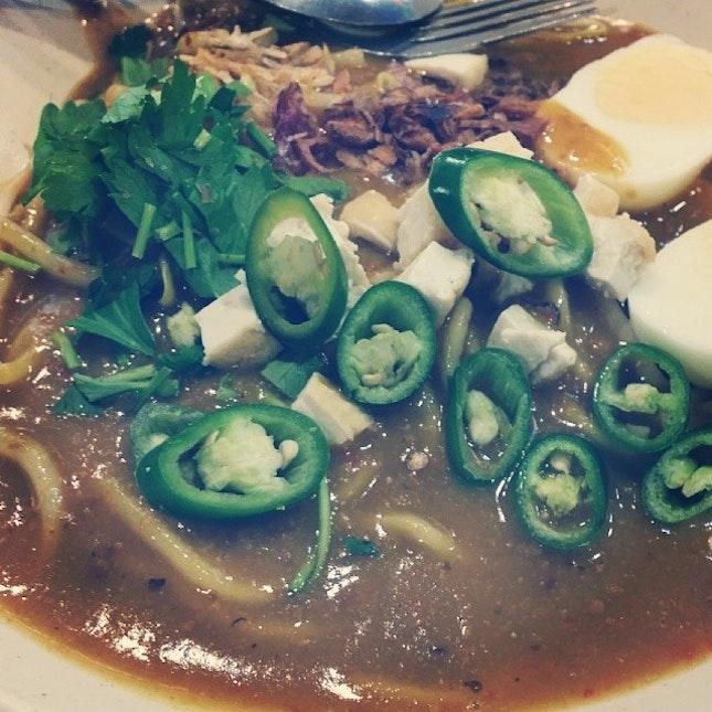 Mee rebus #umakemehungry #sgfood #sghawkers #singaporefood #yummy #umakemehungry #yummy #foodphotography #foodie #foodgasm #foodstamping #foodbloggers #foodoftheday #foodporn #foodspotting #instafood #instasg #justeat #openricesg #8dayseatout #lifeisdeliciousinsg #shiok #yums #foodblogs #igsg #nomnomnom #followme #qiji