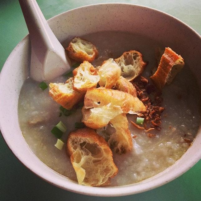 Mixed pork porridge #sgeats #followme #foodblogger #singaporefood #delicious #yummy #foodgasm #foodstamping #sgfood #foodoftheday #foodporn #burpple #foodspotting #fatdieme #foodgasm #instafood #openricesg #justeat #foodphotography #8dayseatout #instasg #umakemehungry #lifeisdeliciousinsg #foodblogs #nomnomnom