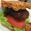 Presenting the hamburger steak ramen burger #sgeats #followme #foodblogger #singaporefood #delicious #yummy #foodgasm #foodstamping #sgfood #foodoftheday #foodporn #burpple #foodspotting #fatdieme #foodgasm #instafood #openricesg #justeat #foodphotography #8dayseatout #instasg #umakemehungry #lifeisdeliciousinsg #foodblogs #nomnomnom