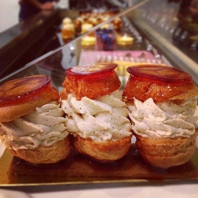 #dessert #saint-honore #patisserieG