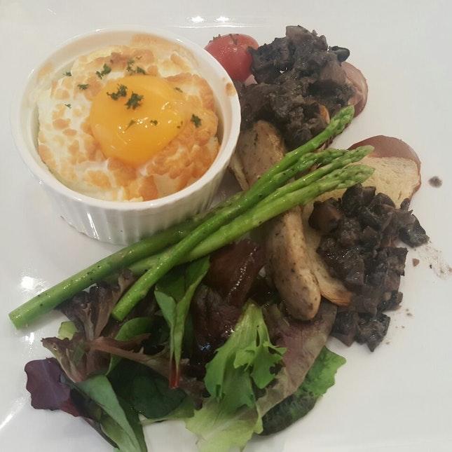 Egg Souffle