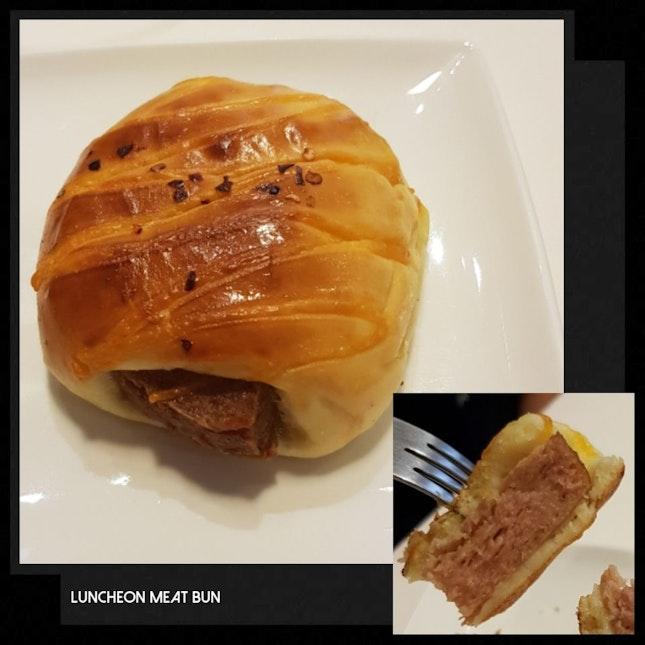 Luncheon Meat Bun