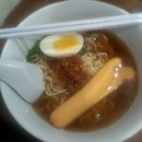 Egg Noodle with Chicken Sausage ♡