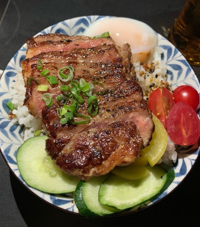Truffle Beef Yakiniku