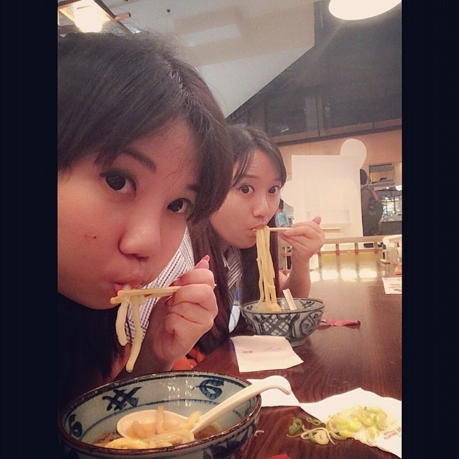 Have Lunch with my twin @groszy19 #food