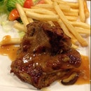 Hut's Chicken Steak
