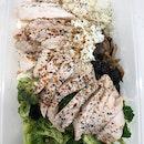 Salad Corner's Warm Box