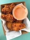 Bang Bang Chicken Wings ($14++)