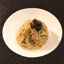 Cold Angel Hair Pasta ($60++ per serving)