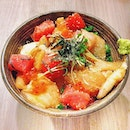 this chirashi very value for money #sgfood