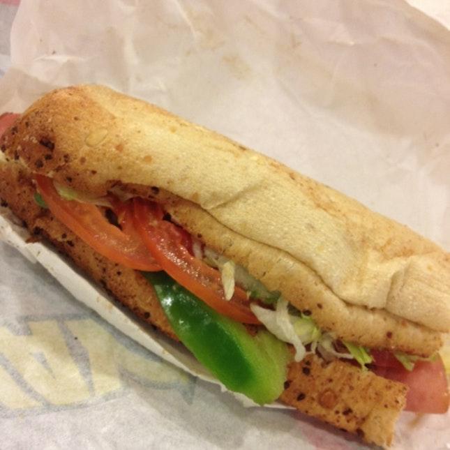 Subway 6-inch