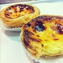 Egg tarts, SHIOK LA.