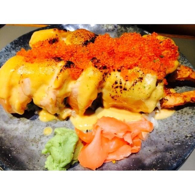 Shiok maki really very shiokkkkkk @thealexy #shiokmaki #japfood #foodporn #yummy