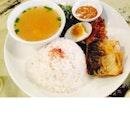 Raw Ulam Rice