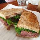 Salted Beef Sandwich
