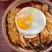 Chicken Cutlet Jjolmyeon ($18)