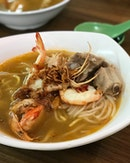 Ah Hui Big Prawn Noodle (Balestier Market)