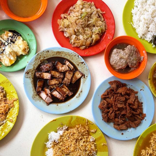 Hainanese Curry Rice