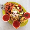 Abdhus Salam Rojak (Ayer Rajah Food Centre)