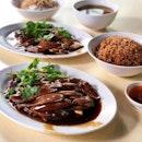 Braised Duck Rice Set