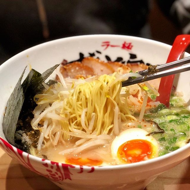 This was the best ramen i had during my recent Japan trip.