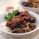 Braised Pork Rice ($4)