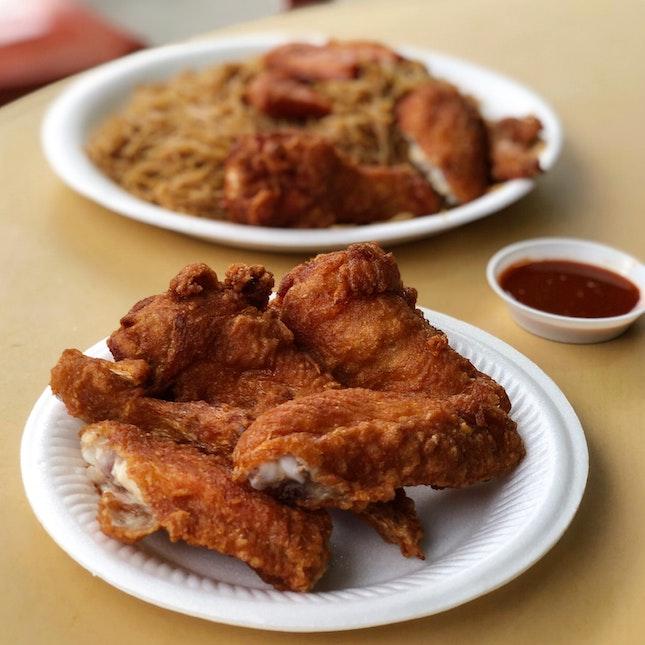 Fried Chicken Wings ($1.30 Each)