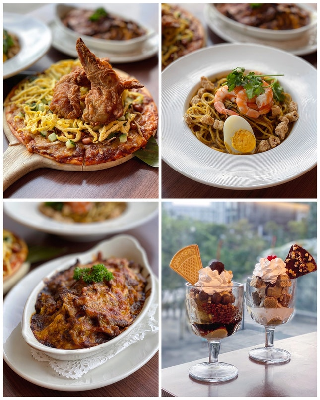 National Day may be over, but you can still enjoy Swensen's 'Confirm Shiok!' menu that will last till 13 September 2020.