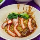 Hock Kee Wanton Noodle (Kebun Baru Market & Food Centre)