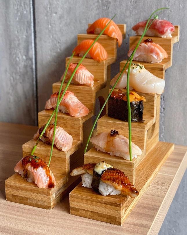 Takeshi Kaidan Set ($26) & Salmon Kaidan Set ($18)