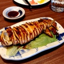 Grilled Sotong