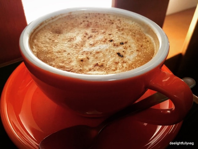 Creme brûlée Cappuccino