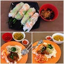 Authentic, Tasty & Cheap Vietnamese Food in a Foodcourt