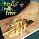 Truffle Fries I Can Eat On The Go (RM 9.50)