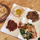 Mezze Platter ($23.50 nett)