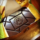 Pure decadence unwrapped: a bar of #Marou #BenTre78% #darkchocolate that's #MadeinVietnam by two French émigrés.