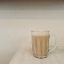 Still life with teh tarik.