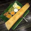 Thosai Meal ($8.50)